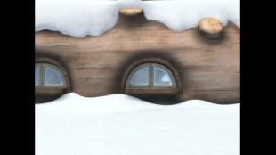 Пингвиненок Пороро Сезон 1 Пингвиненок Пороро. Снежная картина