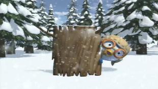 Пингвиненок Пороро Сезон-1 Пороро заблудился