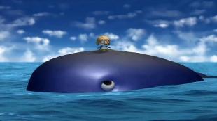 Пингвиненок Пороро Сезон-1 Пороро знакомится с китом