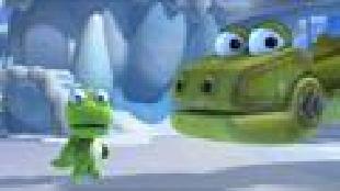 Пингвиненок Пороро Сезон-2 Это динозавр!