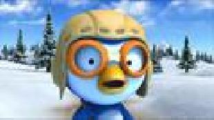 Пингвиненок Пороро Сезон-2 Кронг знакомится с тюленем