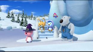 Пингвиненок Пороро Сезон 2 Пингвиненок Пороро. Лупи - волшебница