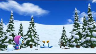 Пингвиненок Пороро Сезон 2 Пингвиненок Пороро. Меня Петти любит больше всех!