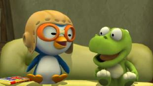 Пингвиненок Пороро Сезон 2 Пингвиненок Пороро. Пропавшая игрушка