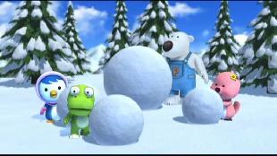 Пингвиненок Пороро Сезон 2 Пингвиненок Пороро. Самый большой снеговик