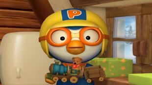 Пингвиненок Пороро Сезон-3 День рождения Поби