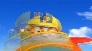 Пингвиненок Пороро Сезон-3 Странные игры