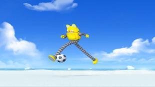 Пингвиненок Пороро Сезон-3 Странный футбол