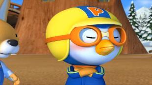 Пингвиненок Пороро Сезон-3 Забавные каракули