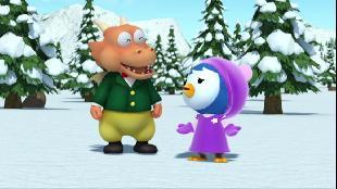 Пингвиненок Пороро Сезон 4 Пингвиненок Пороро День в лесу Поронг Поронг