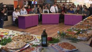 Пищевая революция Сезон-1 Пицца. Часть 1