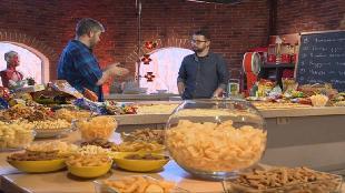 Пищевая революция Сезон-1 Снеки: чипсы и сухарики. Часть 1