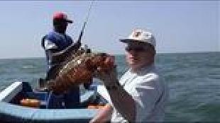 Планета рыбака Сезон-1 Рыбалка в Африке