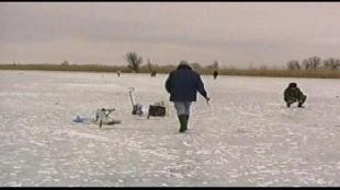 Планета рыбака Сезон-1 Зимняя рыбалка на Волге. Часть 7