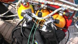 Под водой с... Сезон-1 Эспинголь. Франция