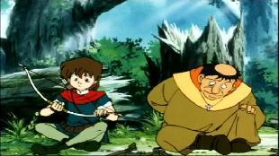 Похождения Робина Гуда Сезон-1 Серия 3