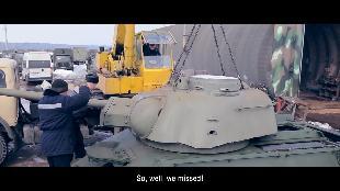 Помним все Сезон-1 Т-34. Восстановление легендарного танка [документальный фильм]