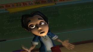 Приключения Джимми Нейтрона, мальчика-гения Сезон-1 Фантом Рэтроленда/Мой сын — хомяк