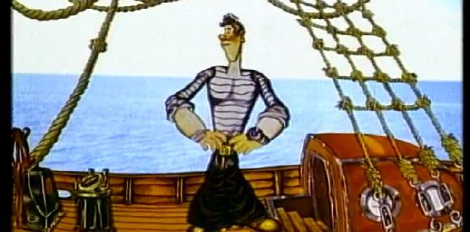 Смотреть Приключения капитана Врунгеля