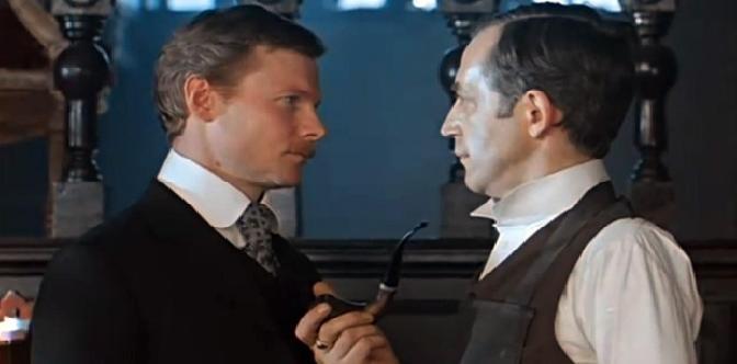 Смотреть Приключения Шерлока Холмса и доктора Ватсона