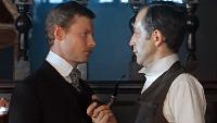 Приключения Шерлока Холмса и доктора Ватсона Сезон-1 Серия 1. Знакомство / Пестрая лента