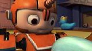 Приключения Танчика Сезон-1 Волшебная раковина