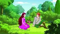 Принцесса Сисси Сезон-1 Любовь с первого взгляда