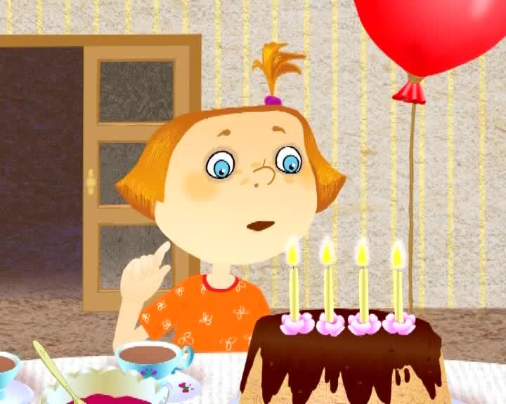 Смотреть Про девочку Женю. День Рождения