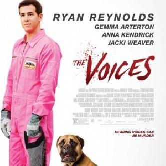 Смотреть Райан Рейнольдс и «Голоса» в его голове