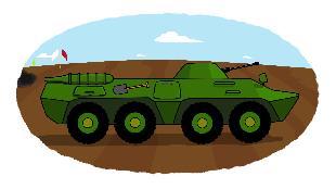 Раскраска Сезон-1 Военная техника