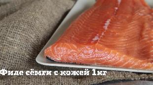 Рецепты Bon Appétit Сезон-1 Гравлакс