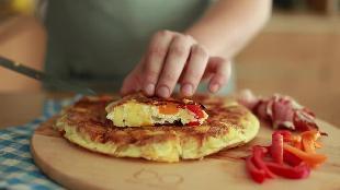 Рецепты Bon Appétit Сезон-1 Тартилья