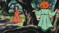 Робин Гуд Сезон 1 Борьба между Робином и Гилбертом