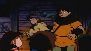 Робин Гуд (ТВ) Сезон 1 Злое существо