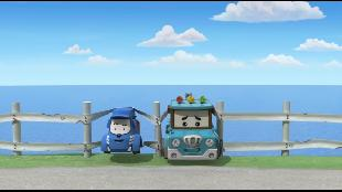 Робокар Поли и его друзья Сезон 1 Робокар Поли и его друзья. Сезон 1. Серия 46. Каждый может ошибиться