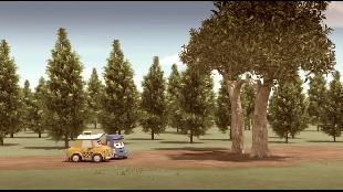 Робокар Поли и его друзья Сезон 1 Робокар Поли и его друзья. Сезон 1. Серия 8. Дерево дружбы.