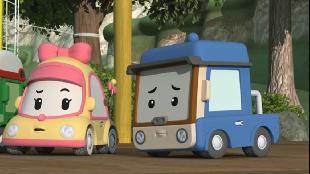 Робокар Поли и его друзья Сезон 2 Робокар Поли Сезон 2 Серия 29 Я буду делать то, что мне захочется!