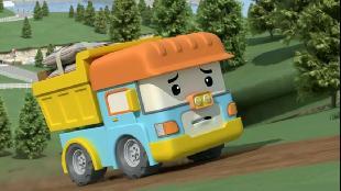 Робокар Поли и его друзья Сезон 2 Робокар Поли Сезон 2 Серия 49 Помогайте друг другу в сложных ситуациях