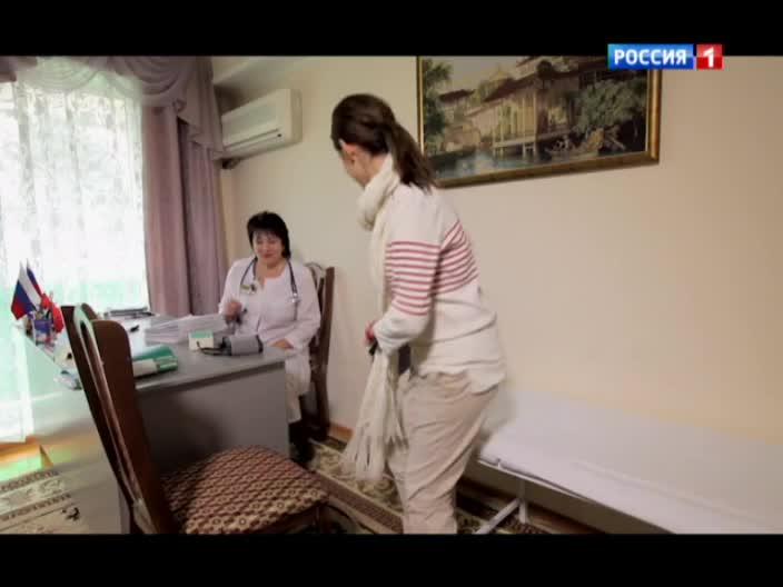 Смотреть Россия. Гений места. Кавказские минеральные воды