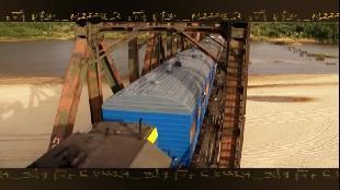 Россия из окна поезда Сезон-1 10 серия