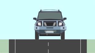 Рулевые игры Сезон-1 Nissan Pathfinder