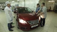 Рулевые игры Сезон-1 Nissan Sentra