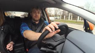 Рулевые игры Сезон-1 Subaru XV
