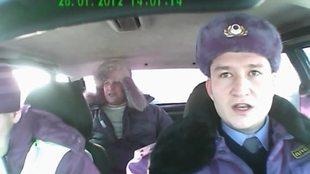 Рыцари дорог 1 сезон 5 выпуск