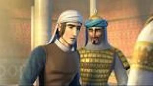 Саладин Сезон-1 В преддверии штурма. 2 часть