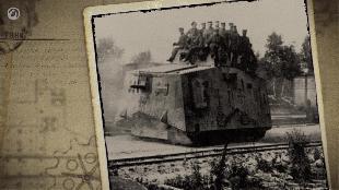Самые странные боевые машины Сезон-1 Танк A7V
