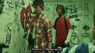 Сборник короткометражных фильмов ужасов Сезон-1 Большой мальчик (на английском языке с русскими субтитрами)