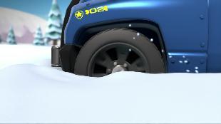 Щенячий патруль Сезон-1 Щенки на льду/Щенки и снежный монстр