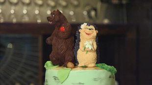 Сделай мне красиво 1 сезон 12 выпуск. Торт «Ежик и медвежонок»