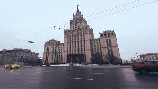 Сделано в Москве Сезон-1 Сталинские высотки